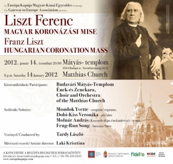 Concert in the Matthias Church - Franz Liszt, Hungarian Coronation Mass