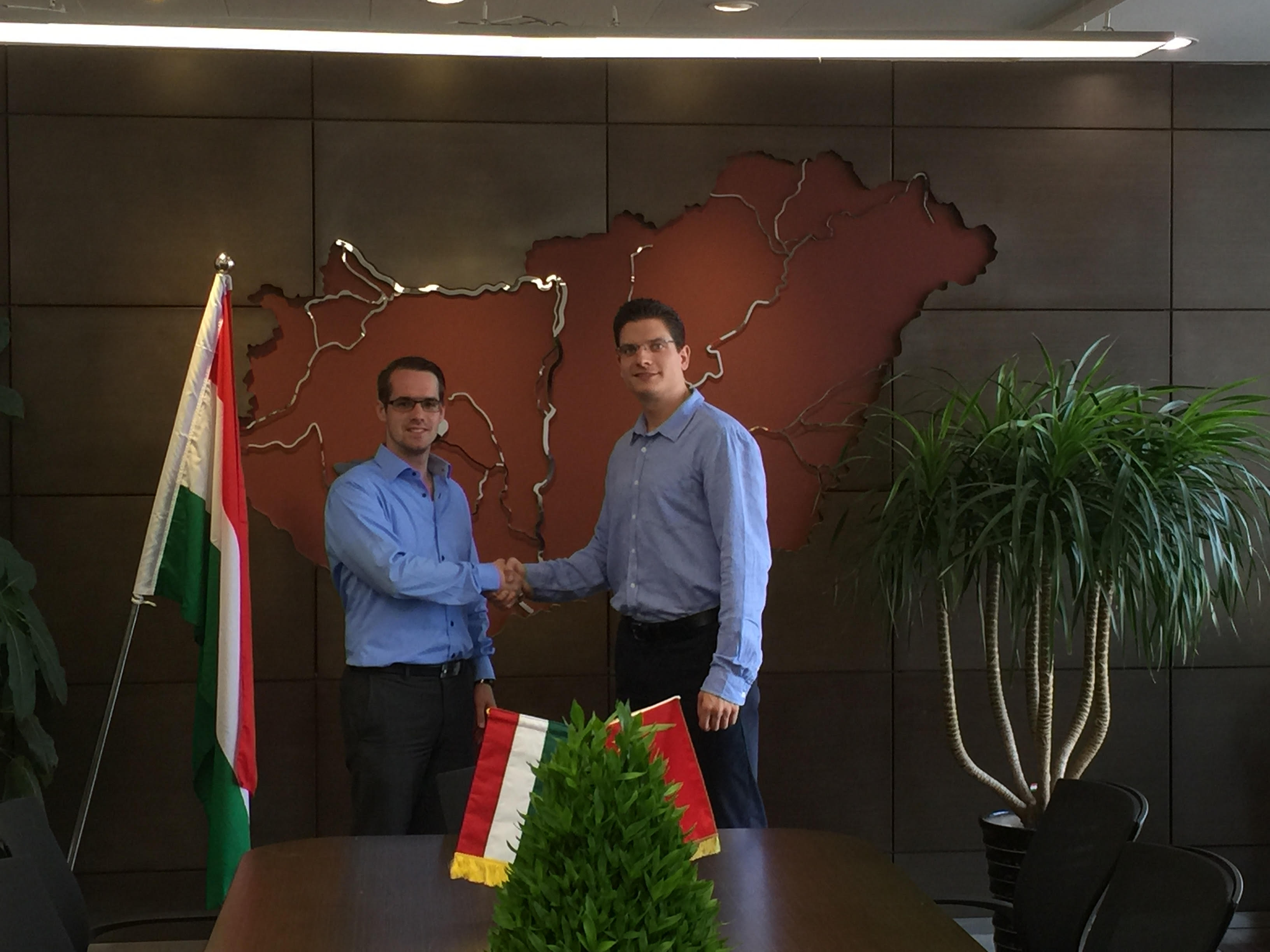 Visits organized by the Hungarian Consulate in Shanghai