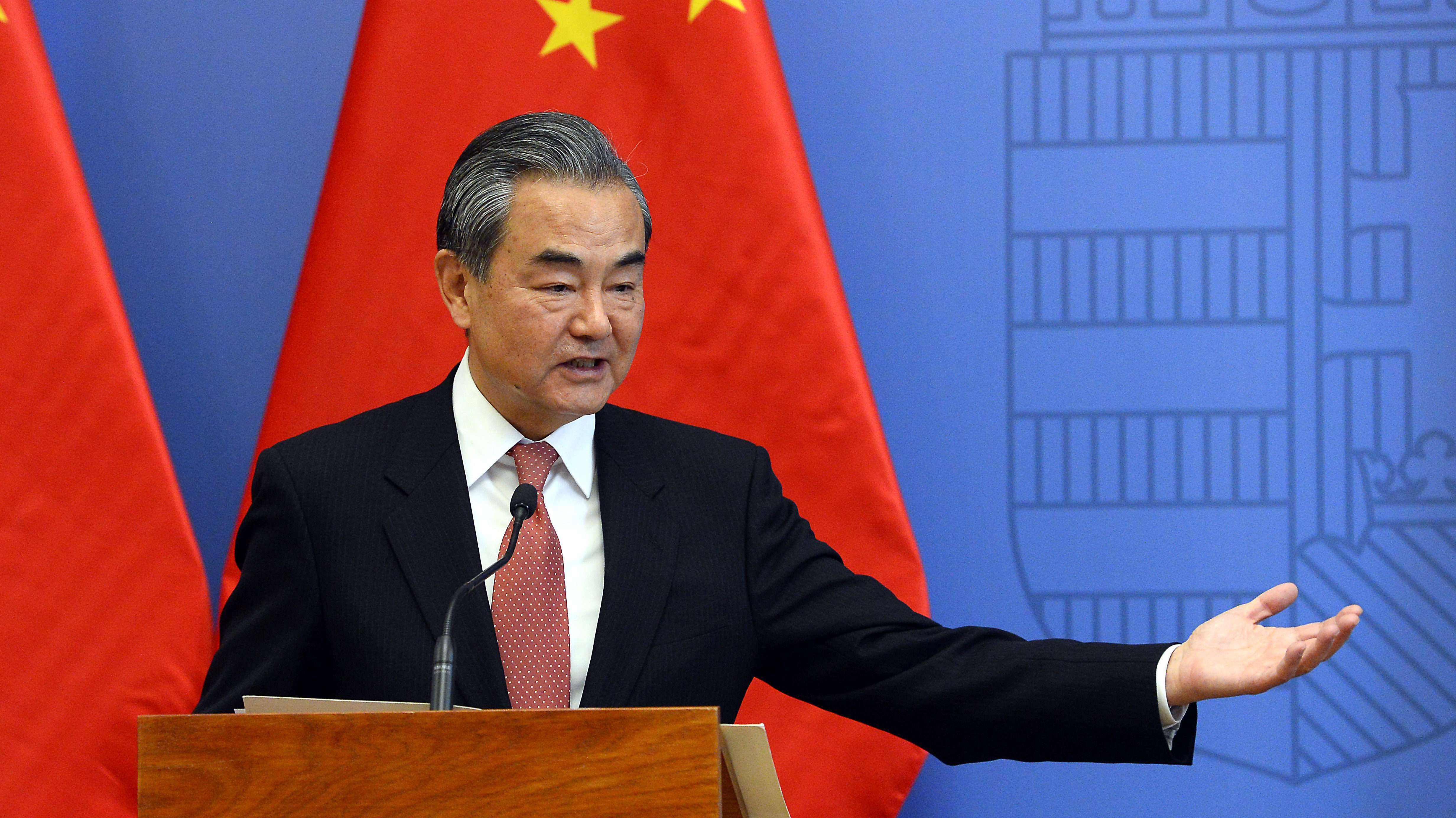 Chinese foreign minister Wang Yi in Budapest – Chinese-Hungarian Belt and Road
