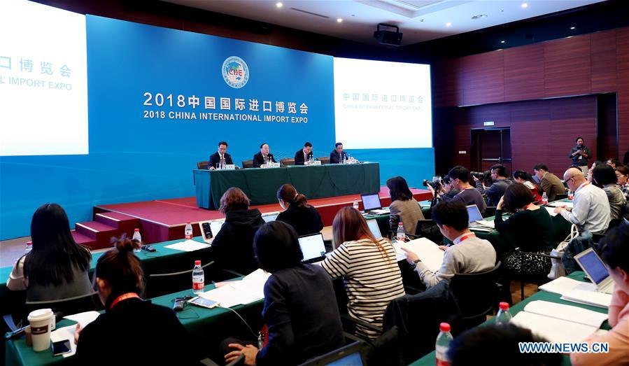 CIIE attracts over 1,000 firms from Belt and Road countries