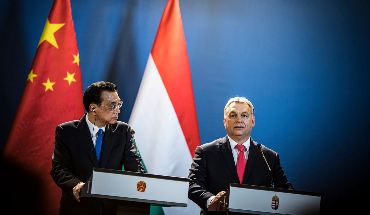 "Hungary's ""Opening to the East"" Policy"