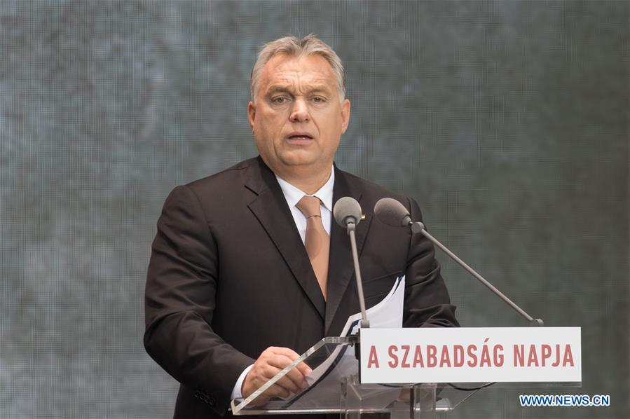 Nation states provide strength of Europe: Orban