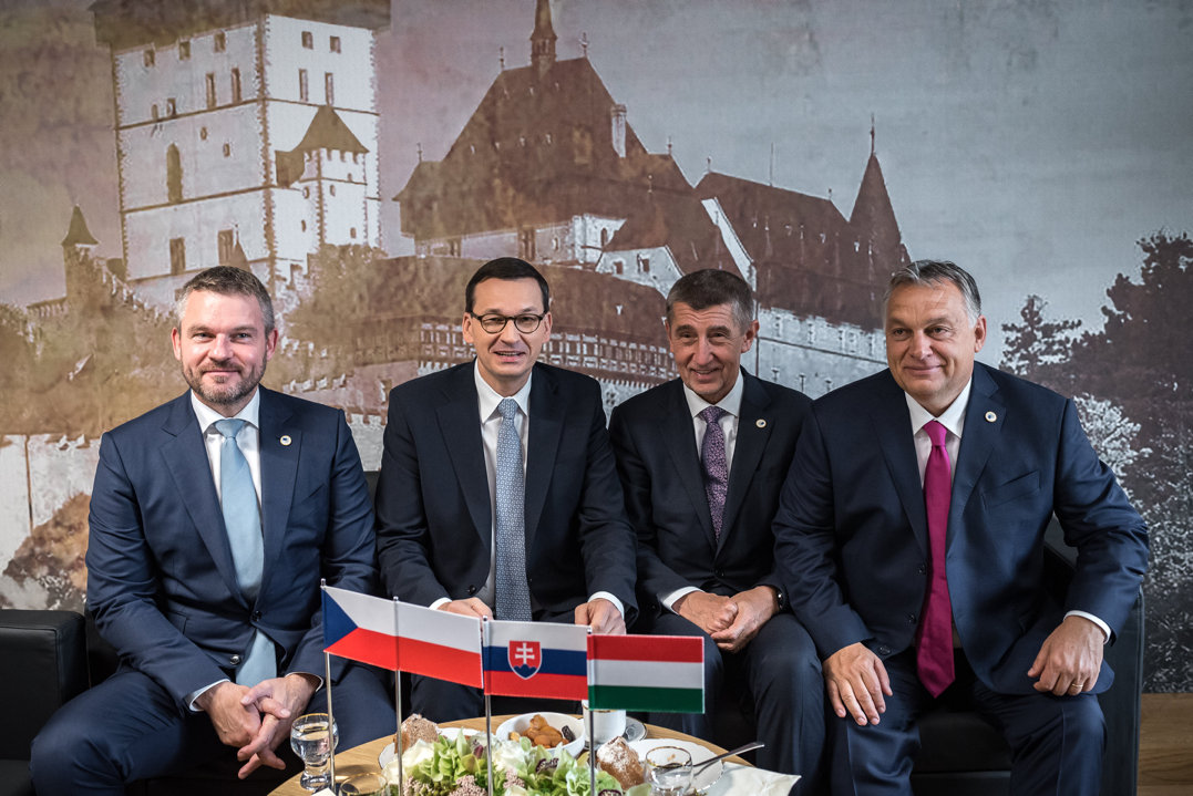 Orban: V4 partners ready to renew help to protect Hungarian border