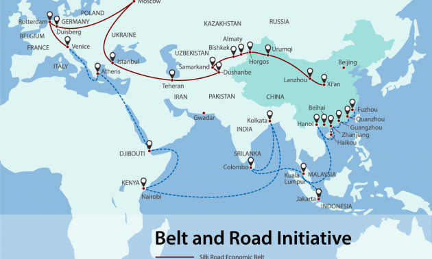 Trade with Belt and Road countries exceeds US$860 bn